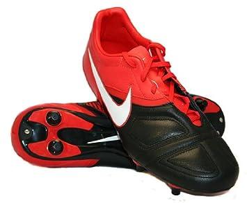 online store 4eca5 3688f Nike CTR360 Libretto SG BlackWhiteRed Size 7