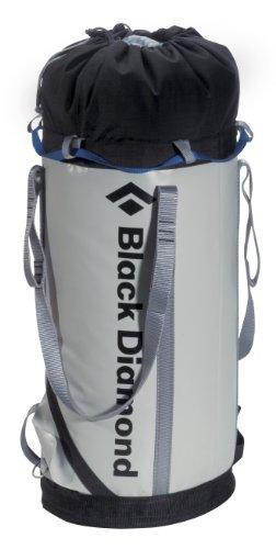 Black Diamond Stubby climbing backpack grey