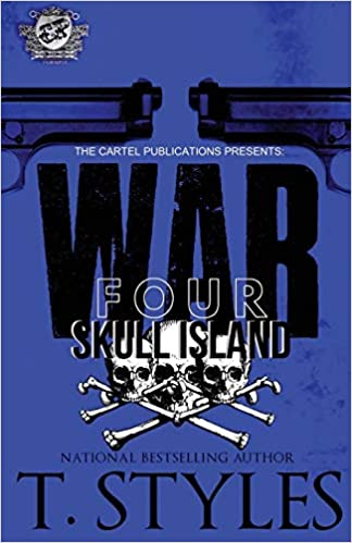 Amazon.com: War 4: Skull Island (The Cartel Publications ...