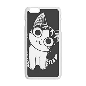 Lovely little cat Cell Phone Case for iPhone plus 6