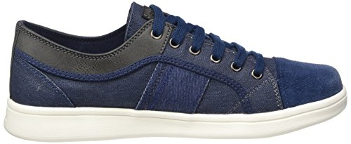 Blue Blue Men's Low Navy Geox Warrens U B Sneakers Top 0zq4pRx