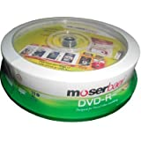 Moser Baer DVD-R 16x 4.7 GB (10 Pack)