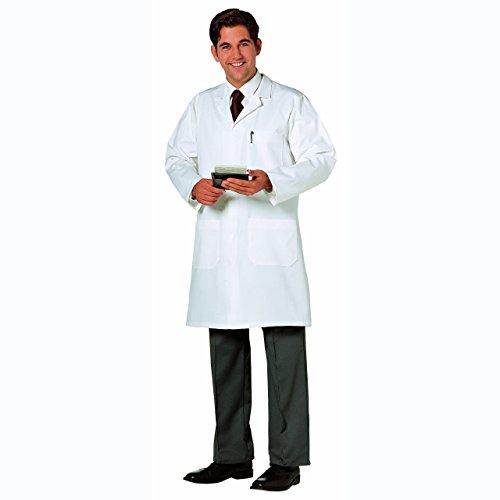Workwear World Kittel Ärzte Medizinisch Weißer Kittel - Weiß, 2XL