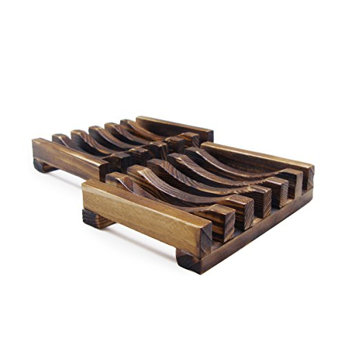 Bath Accessories Natural Wood Holder product image