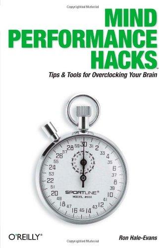 Mind Performance Hacks Tools Overclocking