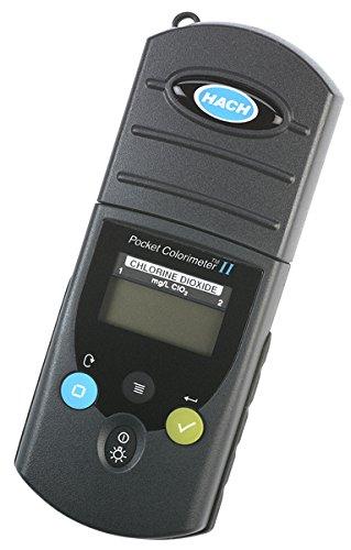 Hach 5870051 Pocket Colorimeter II, Chlorine ()