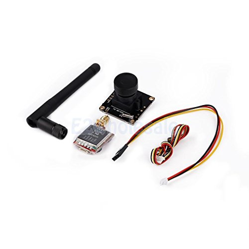 FPV Security Camera 5.8ghz 700tvl CCD Transmitter for QAV250 Quadcopter RC by e2wholesale