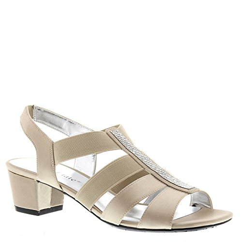 Women's Tate Satin Hello David Champagne PqZ5w0
