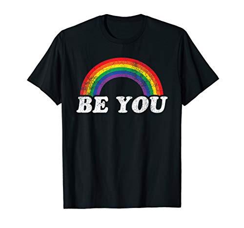 Gay Pride Rainbow T-Shirt Gift