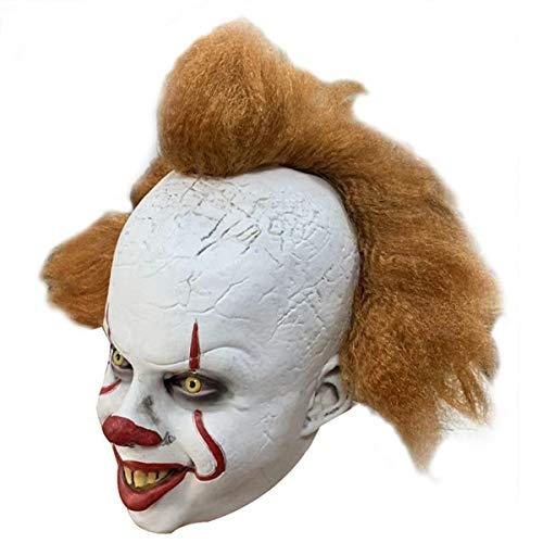 MSSJ Máscara de Joker Pennywise 2019 Stephen King It ...