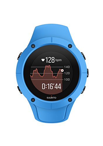 Suunto SS023002000 Reloj Deportivo, color Azul