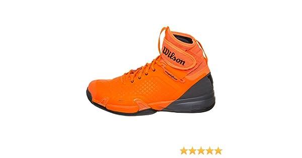 Wilson AMPLIFEEL Naranja WRS324090: Amazon.es: Deportes y aire libre