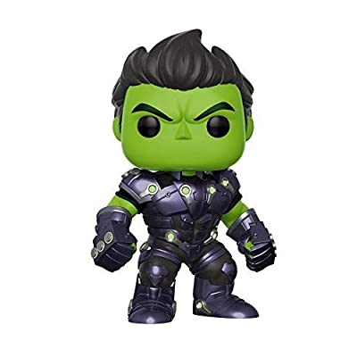 Funko POP! Games: Marvel Future Fight Amadeus Cho Collectible Figure, Multicolor: Funko Pop! Games:: Toys & Games
