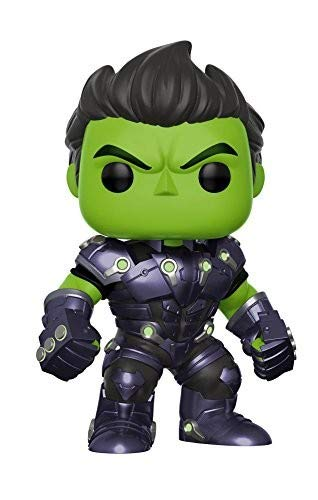 Funko POP! Games: Marvel Future Fight Amadeus Cho Collectible Figure, Multicolor
