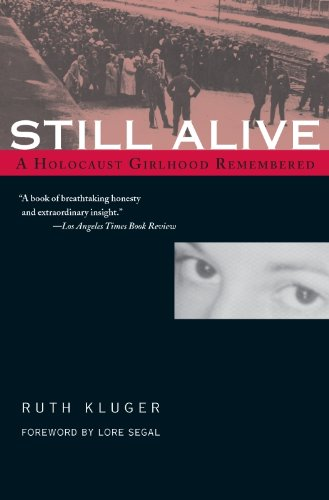 Still Alive: A Holocaust Girlhood Remembered (The Helen Rose Scheuer Jewish Women's Series) by [Kluger, Ruth]
