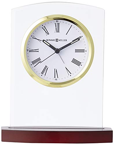 (Howard Miller 645-580 Marcus Table Clock by)