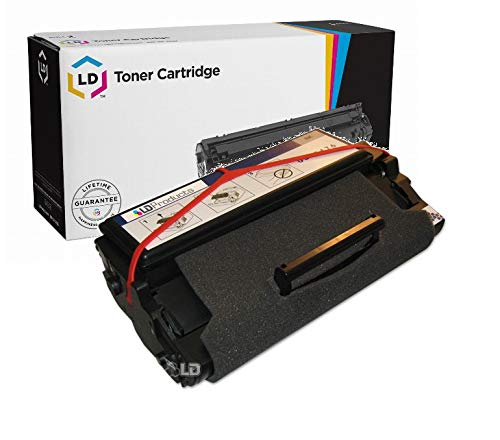 LD Remanufactured Toner Cartridge Replacement for Lexmark 08A0478 High Yield ()