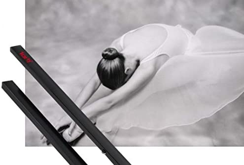 ポスター:バレエポスター – Primaballerina Assoluta (36 x 24インチ) BU030701 ポスター+ハンガー、ブラック