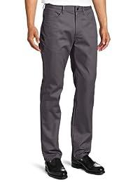 Lee Uniforms Men's Slim Straight Pant