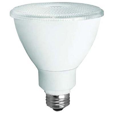 TCP LED12P30D30KNFL - LED - 12 Watt - PAR30 - Long Neck - 75W Equal - 3750 Candlepower - 25 Deg. Narrow Flood - 3000K Warm White