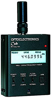 Optoelectronics Cub RF Frequency Counter by Optoelectronics Inc.