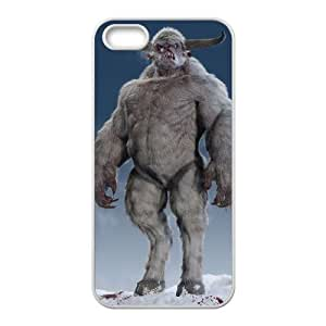 bloody minotaur iPhone 4 4s Cell Phone Case White yyfD-307209