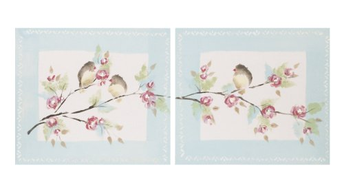 Cotton Tale Designs Wall Art, Tea Party by Cotton Tale Designs