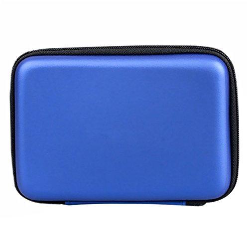 2.5 inch Zippered Hard Disk Case Storage Bag