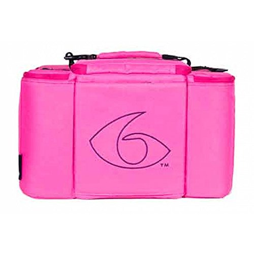 Innovator Insulated Meal Management Bag, Pink, 300 (3 Meals) by 6 Pack Fitness (Image #2)