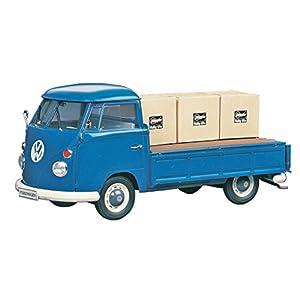 Hasegawa HMCC11 1:24 Scale VW Type 2 Pick-Up Truck Model Building Kits 5