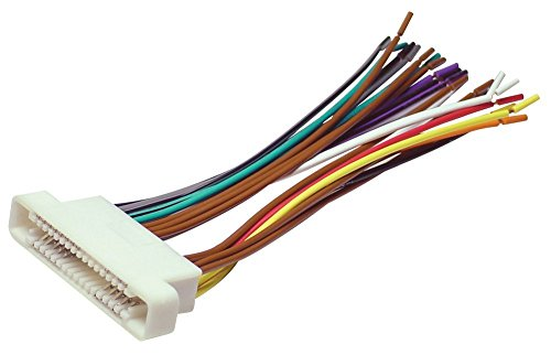 Gm Ribbon - Radio Wiring Harness for 2000-Up GM Ribbon Style Harness