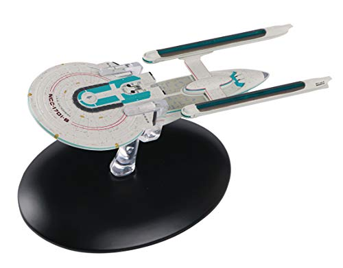Eaglemoss Star Trek The Official Starships Collection #9: USS Enterprise NCC-107B Ship Replica Figurine