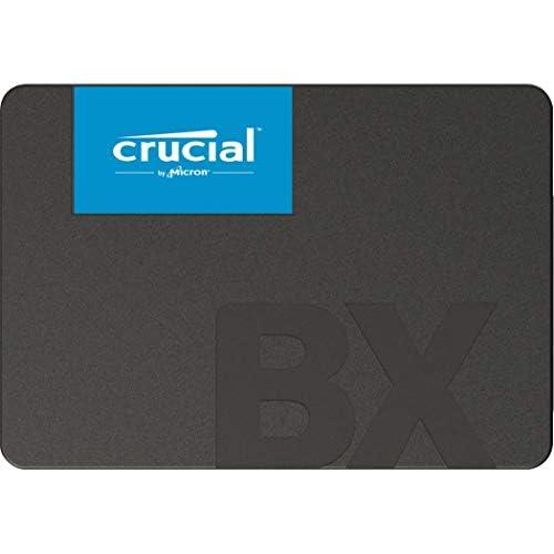 chollos oferta descuentos barato Crucial BX500 480 GB CT480BX500SSD1 Unidad interna de estado sólido hasta 540 MB s 3D NAND SATA 2 5 Pulgadas
