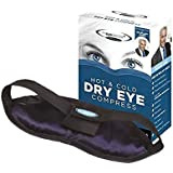 The Eye Doctor Essential – Hot Eye Compress Heat Bag for Dry Eye, Blepharitis and MGD - Safe to Heat in a Microwave – Hot and Cold Eye Compress