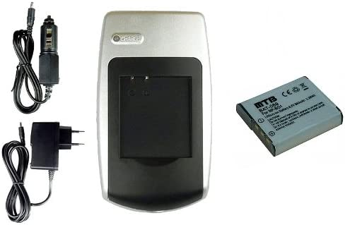 Batería + Cargador NP-BG1, FG1 para Sony Cyber-shot DSC-H50, H55 ...
