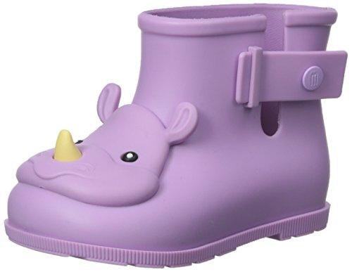 Mini Melissa Sugar Rain Boot (Toddler),Purple,5 M US Toddler