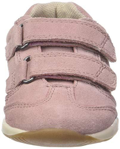 18 VLC BB Rose Baskets bébé Kickers Mixte 13 Rose wFAqS7