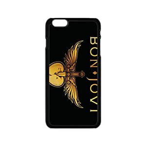Happy BONJOVI Cell Phone Case for Iphone 6