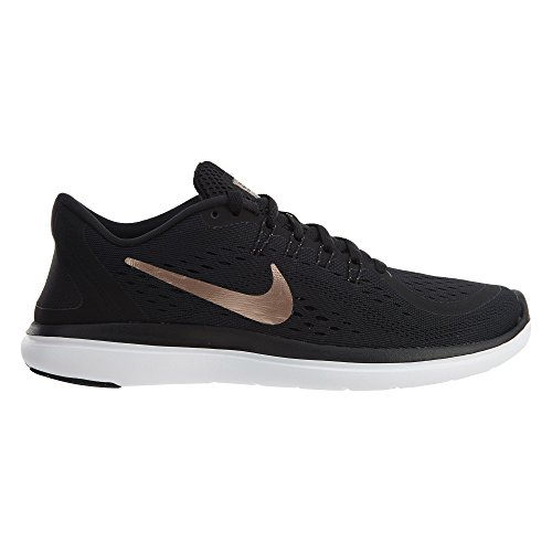 Chaussures 008 Flex Black Nike 898476 Noir Mixte Coo Adulte Bronze Running Fitness Rn Wmns Zapatillas 2017 Mtlc Red black De HqAAwIx7f