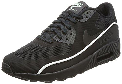 Nike Air Max 90 Ultra 2.0 Essential, Scarpe da Ginnastica Uomo Bianco-nero