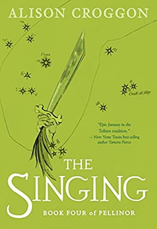 book cover of The Singing