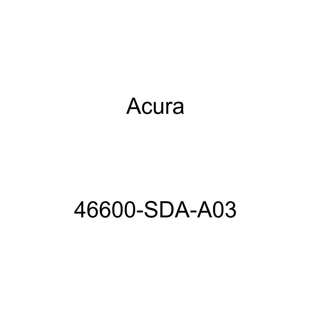 Acura Genuine 46600-SDA-A03 Brake Pedal Assembly