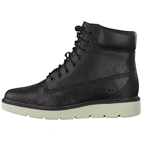 Kenniston U Lace Chaussure A1IRY Charred Char Black 6 inch Timberland Suede Black 5AXq1