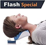 Best Bed Pillow For Neck Pains - CHIROPRACTIC PILLOW - Cervical Pillow to help ease Review