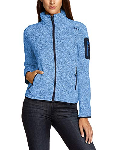 Forro Tech b Azul Sudadera Fleece Mujer Knit Blue Jeans Polar b Cmp x1IwZHqf
