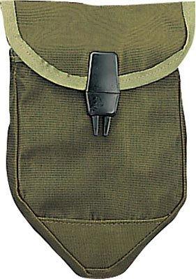 Rothco Nylon Tri-Fold Shovel Cover, Olive -