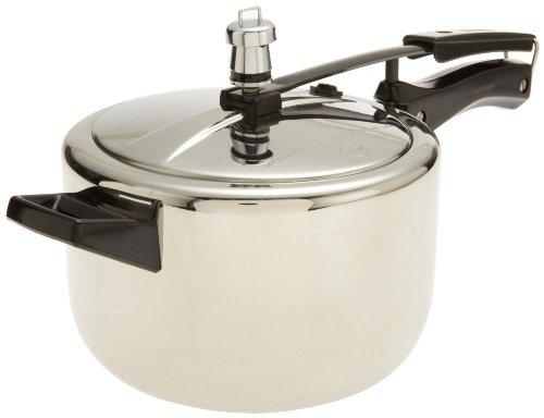 (Hawkins HS4L Stainless Steel Pressure Cooker, 4-Liter)
