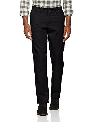 Benetton Colors Trousers United Noir Pantalon black Of Homme 4apn55ay8 BE7OOwq