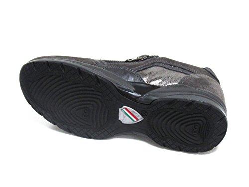 Nero Giardini donna AI16 sneaker 616032 carbon