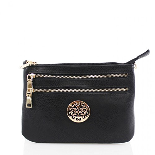 Celeb Ladies Bag Nice Shoulder Black Style Leahward Bags Handbags Body Small Cross For 388 Across Women 423 Size 7x7Pz8